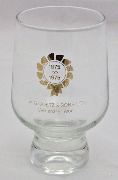 Goetz-Glass-1975-Centenary-Year